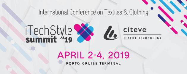 Cluster-Têxtil-ItechStyle Summit 2019 - Conferência Internacional 3ª Edição