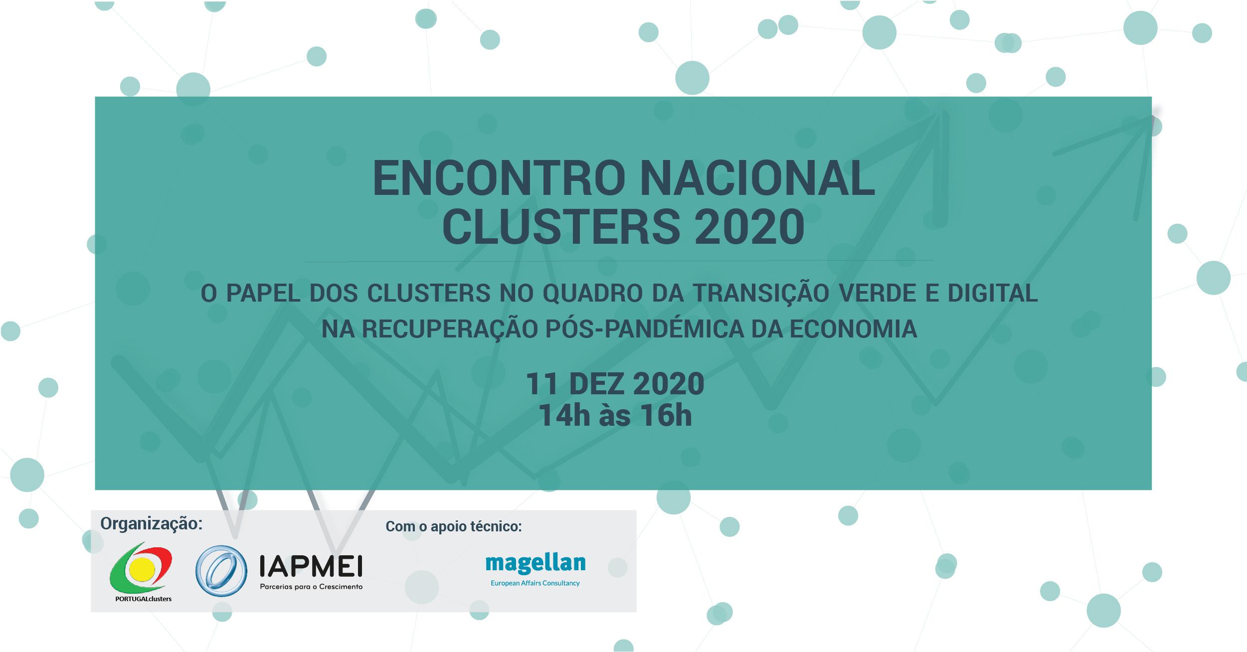 """Cluster-Têxtil-O PAPEL DOS CLUSTERS NO QUADRO DA TRANSIÇÃO VERDE E DIGITAL NA RECUPERAÇÃO PÓS-PANDÉMICA DA ECONOMIA"""""""